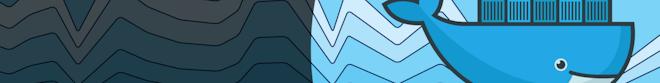 Docker metrics visual break