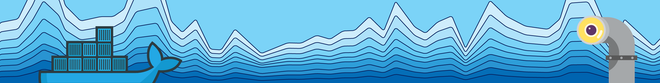 Docker performance visual break