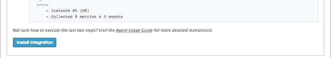 Install Varnish integration with Datadog