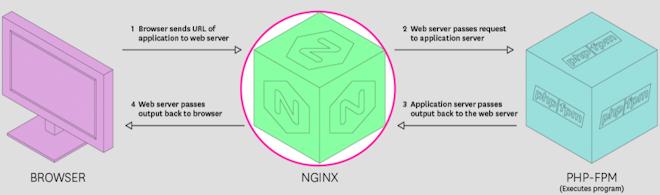 Issue lies in NGINX